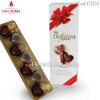 Chocolates Belgian 65g