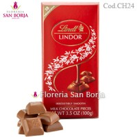 Barra de chocolates Lindt 100g