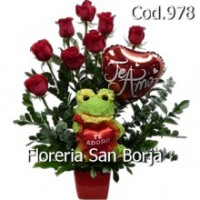 Modelo Rana Romantica