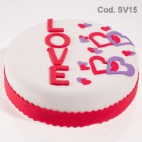 Torta Love you for Ever