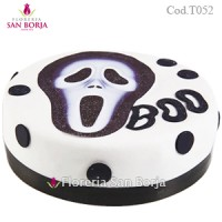 Torta Boo - pedidos 48 horas anticipacion