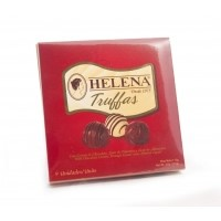 Truffas de Chocolate Helena