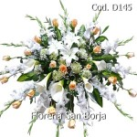 Special Casket Spray D145