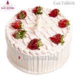 Strawberry Delight - orders with 48 hours