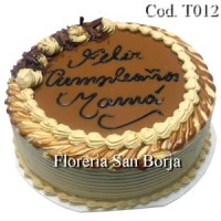 3 Leches de Lucuma Cake - orders with 24 hours