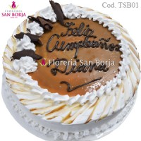 3 Leches de Vainilla Cake - orders with 24 hours