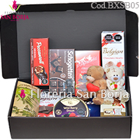 Box Say something sweet