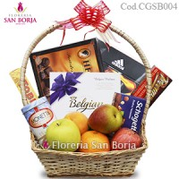 Canasta California - pedidos con 24 horas