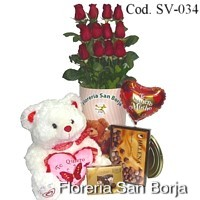 Special gift sales Peru, flower sales Peru, order flowers and gifts for delivery to Peru