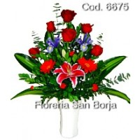 floral delivery service to Arequipa Peru, roses to Arequipa