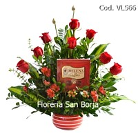 roses Lima, flower bouquets to Lima Peru, romantic flower arrangements to Peru