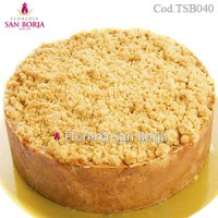 delicious cakes to Lima Peru, apple crumble cake to Lima, apple crumble cake delivery to Lima Peru