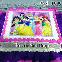 infant cakes Lima, vanilla cake with image, delicious cakes for kids Lima Peru